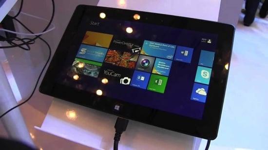 Tabletowo.pl LG zaprezentuje tablet z systemem Windows 8.1? LG Nowości Plotki / Przecieki