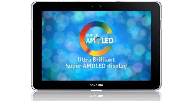 Tabletowo.pl 10,5-calowy Samsung z AMOLEDEM już w styczniu? Plotki / Przecieki