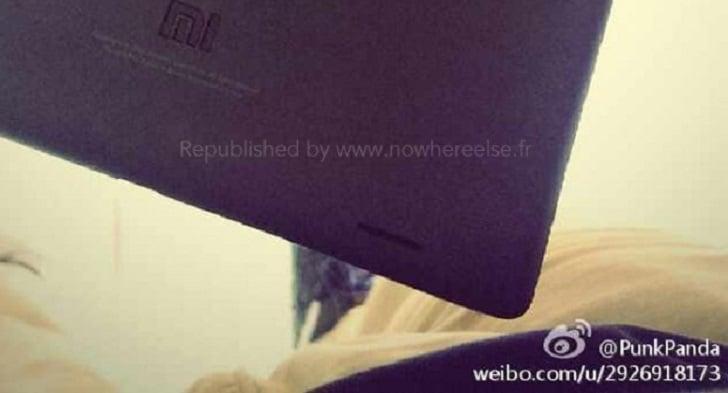 Tabletowo.pl Wyciekł 7-calowy Xiaomi MiPad. Rywal Nexusa 7 Chińskie