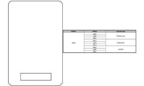 Tabletowo.pl Na CES 2014 Asus zaprezentuje tablet z dwoma systemami: Androidem i Windowsem? Asus Nowości Plotki / Przecieki