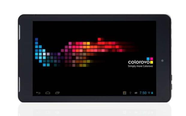 """Tabletowo.pl Colorovo CityTab Vision 7"""" 2.1 z czterema rdzeniami i 7"""" 1280x800 za 449 złotych Nowości"""