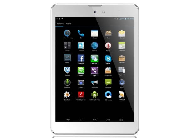 """Tabletowo.pl Haier HaiPad D85 z ekranem 7,85"""", 3G, GPS, Bluetooth i czterema rdzeniami. A to wszystko za 649 złotych! Nowości"""