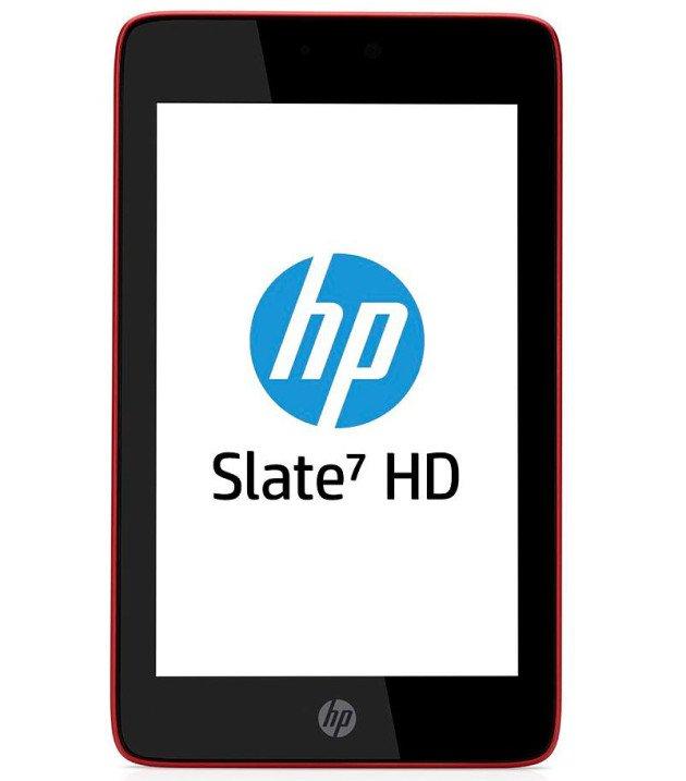 HP: slate7 hd, Slate7 Extreme, Slate8 Pro, Slate10 HD