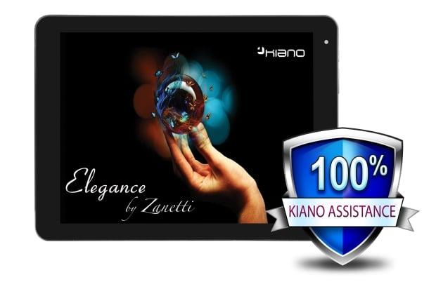 Tabletowo.pl Elegance by Zanetti 10.1 powiększa ofertę tabletów Kiano. Cena: 699 złotych Nowości