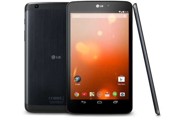 LG G Pad 8.3 Google Play Edition z czystym Androidem 4.4 Kit Kat