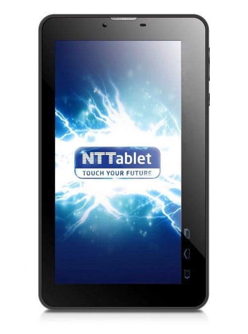 Tabletowo.pl NTTablet 707G za 489 złotych. Z 3G (dual SIM) i GPS, ale z 512MB RAM i baterią 2800 mAh Nowości