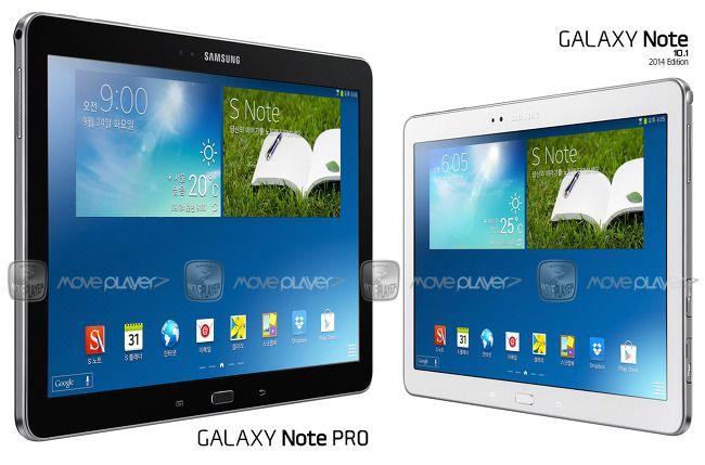 """Samsung Galaxy Tab """"Pro"""""""