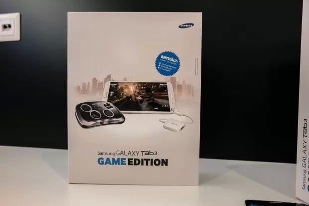 Tabletowo.pl Specjalna edycja dla graczy. Samsung Galaxy Tab 3 8.0 Game Edition z kontrolerem Nowości Plotki / Przecieki Samsung