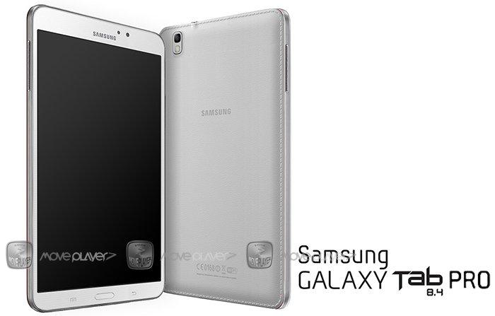 Tabletowo.pl Pierwsze zdjęcie prasowe Samsunga Galaxy Tab 8.4 Pro Nowości Plotki / Przecieki Samsung