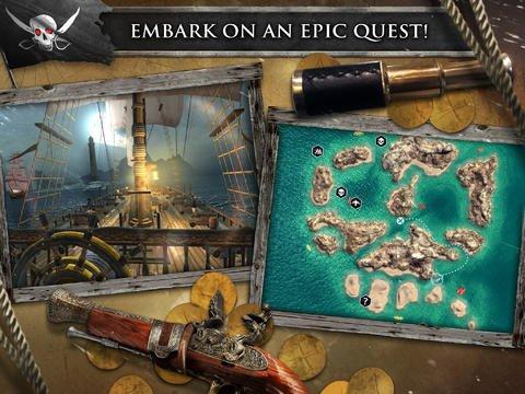 Tabletowo.pl Assassin's Creed Pirates debiutuje w App Store i Google Play Aplikacje Nowości
