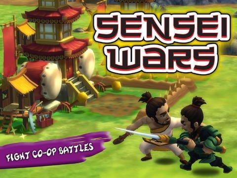 Tabletowo.pl Sensei Wars debiutuje w App Store i Google Play Aplikacje