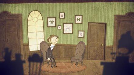 Tabletowo.pl The Franz Kafka Videogame w przyszłym roku trafi na iOS i Android Aplikacje Nowości
