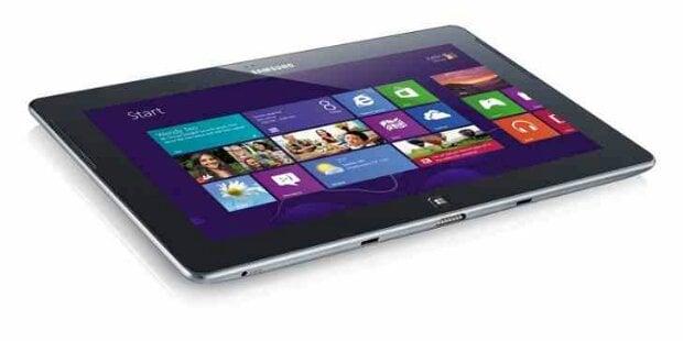 Tabletowo.pl Samsung ma w zanadrzu dwa tablety z Windows 8.1: Ativ Tab 5 i Ativ Tab 7 Nowości Plotki / Przecieki Samsung