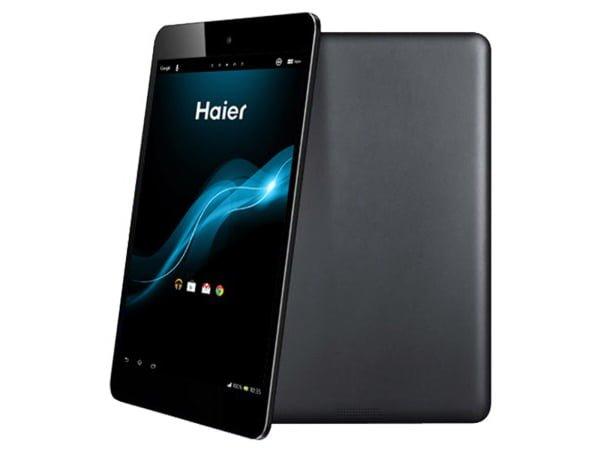 Haier: HaierPad Mini 781 (7,85″) i HaierPad Maxi 1043 (10,1″)