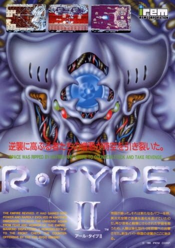 R-Type_II_flyer[1]