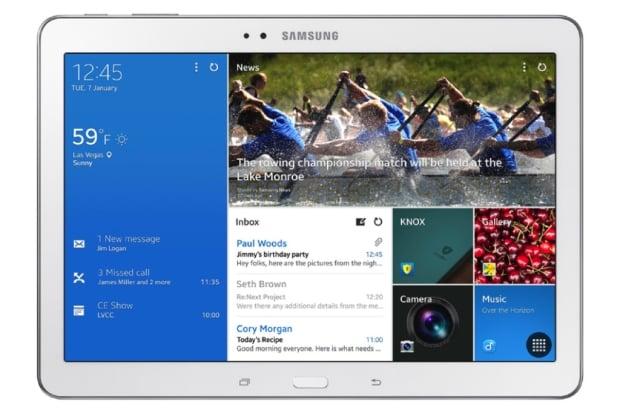 Czy takie będą ceny tabletów Samsunga z serii Note Pro i Tab Pro?