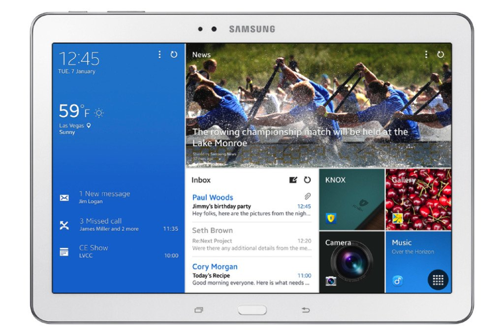 Tabletowo.pl Wreszcie oficjalnie. Poznajcie Samsungi: Galaxy Note Pro 12.2, Tab Pro 8.4, Tab Pro 10.1 i Tab Pro 12.2 Nowości Samsung