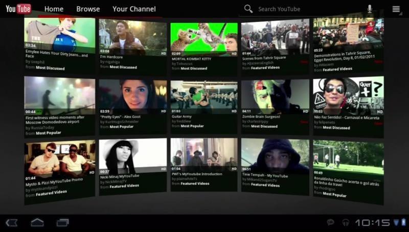 Takiej aplikacji YouTube zazdrościł chyba każdy użytkownik iPada