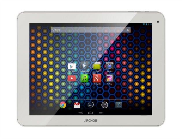 Tabletowo.pl Archos prezentuje tablety z serii Neon z ekranami o niskiej rozdzielczości Nowości