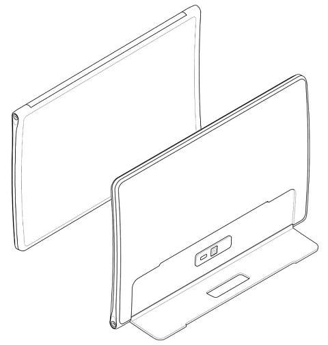 curved_tablet-samsung-patent zakrzywiony tablet Samsunga