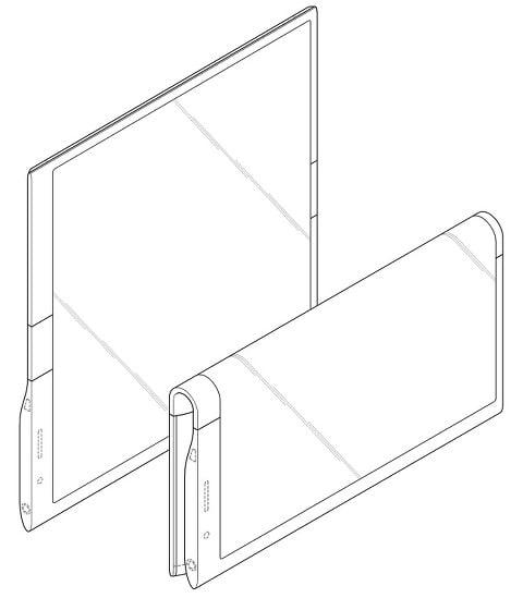 curved_tablet-samsung-patent2 zakrzywiony tablet Samsunga