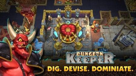 Tabletowo.pl Remake Dungeon Keeper dostępny w Google Play  Aplikacje
