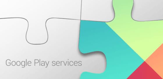 Google Play Services zaktualizowane do wersji 4.1  25