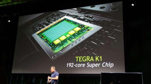 Tabletowo.pl NVIDIA Tegra K1 - znamy już wyniki pierwszych testów Nowości Porównania