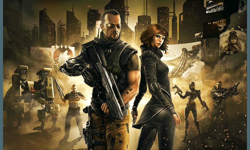 Tabletowo.pl Deus Ex: The Fall trafia do Google Play Aplikacje Nowości