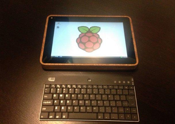 Poznajcie PiPad - tablet z Raspberry Pi 18