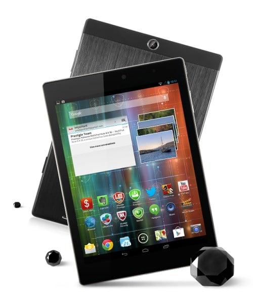 Tabletowo.pl Promocja: Prestigio MultiPad 4 Diamond 7.85 3G z GPS i czterema rdzeniami za 799 złotych Nowości Promocje