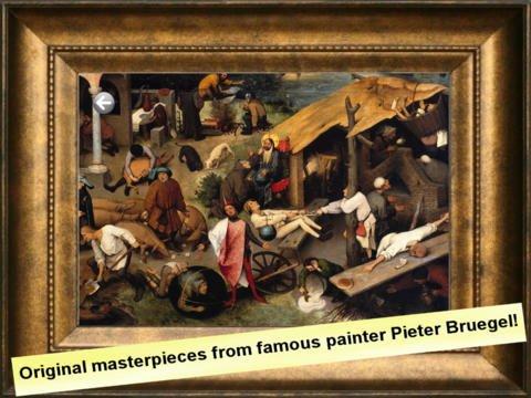Tabletowo.pl PlayArts: Bruegel debiutuje w App Store Aplikacje Nowości