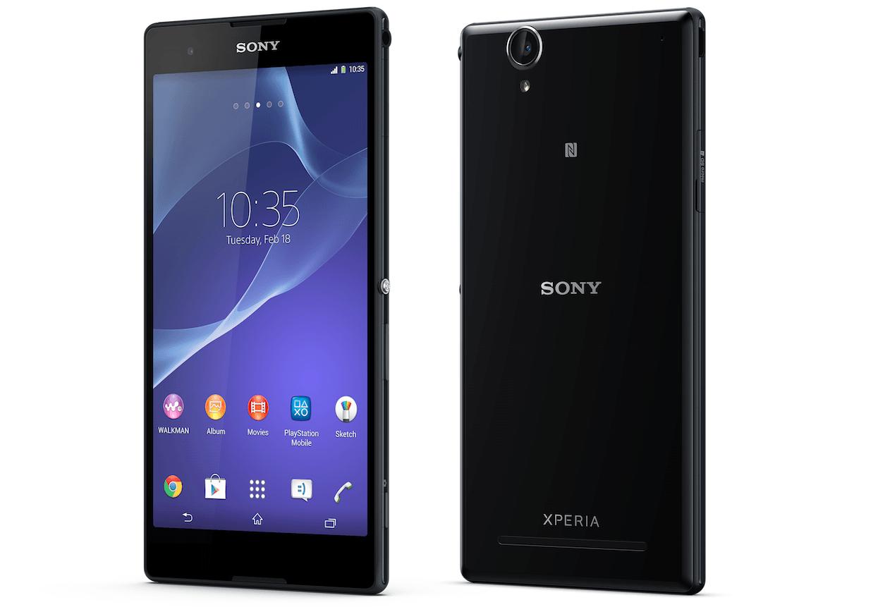 Sony Xperia T2 Ultra i Ultra dual