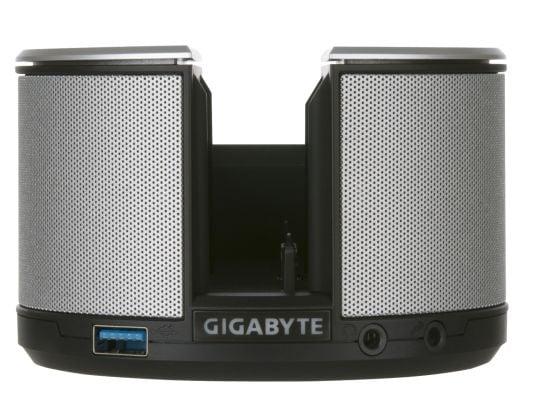 Tabletowo.pl Gigabyte U21 MD - tablet, laptop i desktop w jednym Ciekawostki Nowości