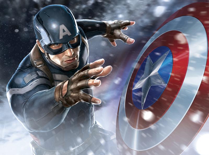 Tabletowo.pl Captain America: The Winter Soldier trafi na tablety już w marcu Aplikacje Nowości