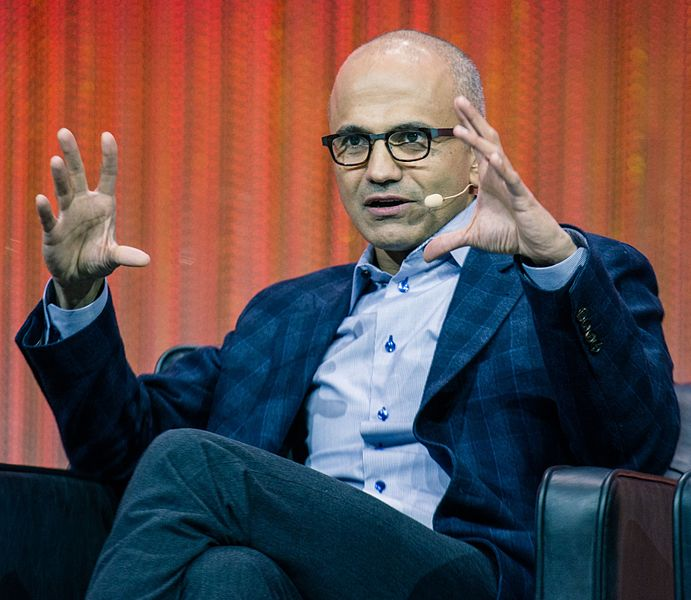 Tabletowo.pl Satya Nadella został nowym szefem Microsoftu Microsoft Nowości