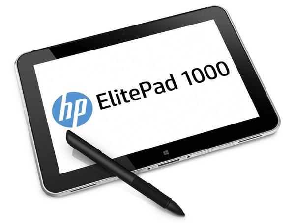 Tabletowo.pl Poznajcie HP ElitePad 1000 G2, czyli 64-bitowy tablet biznesowy Nowości