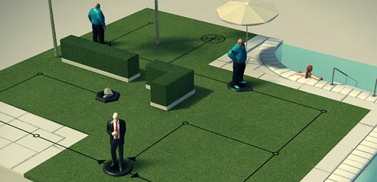 Tabletowo.pl Square Enix zapowiada Hitman GO Aplikacje Nowości