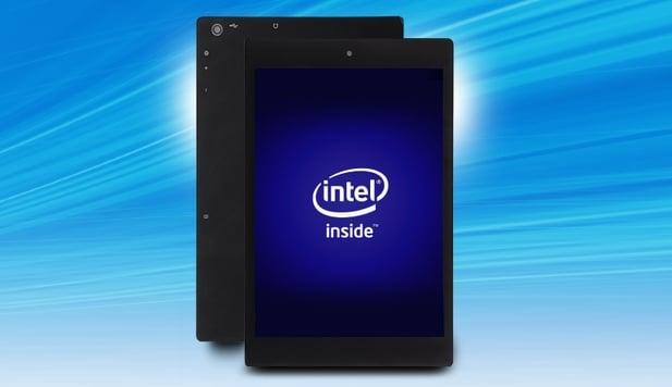 """Tabletowo.pl CityTab Supreme 7,85"""" Boost GPS - pierwszy tablet Colorovo z procesorem Intela (Z2580) - aktualizacja Nowości"""