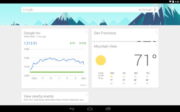 Tabletowo.pl Launcher Google dostępny w sklepie Google dla Nexusów i urządzeń Google Edition Nowości