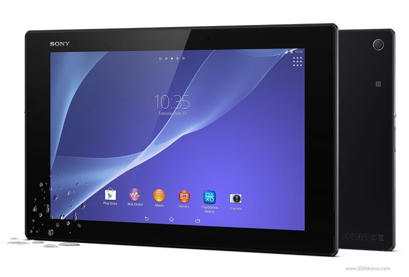 Aktualizacja: Sony Xperia Z2 Tablet oficjalnie na MWC 2014 23