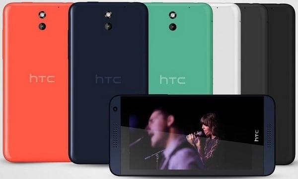Tabletowo.pl Desire 816  - nowy flagowiec ze średniej półki od HTC HTC Nowości