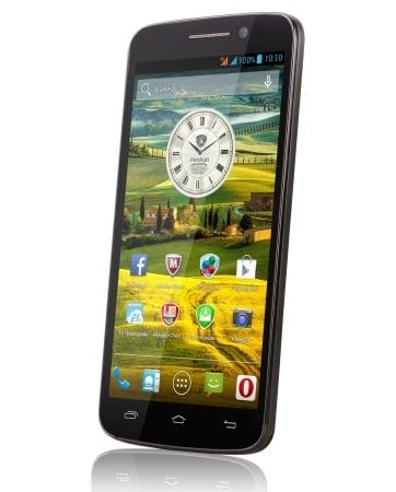 """Tabletowo.pl Presitigio MultiPhone PAP7600 DUO z ekranem 6"""", czterema rdzeniami, aparatem 13 Mpix i NFC za 1199 złotych Nowości"""