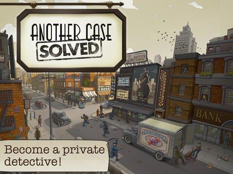 Tabletowo.pl Another Case Solved debiutuje w App Store Aplikacje Nowości