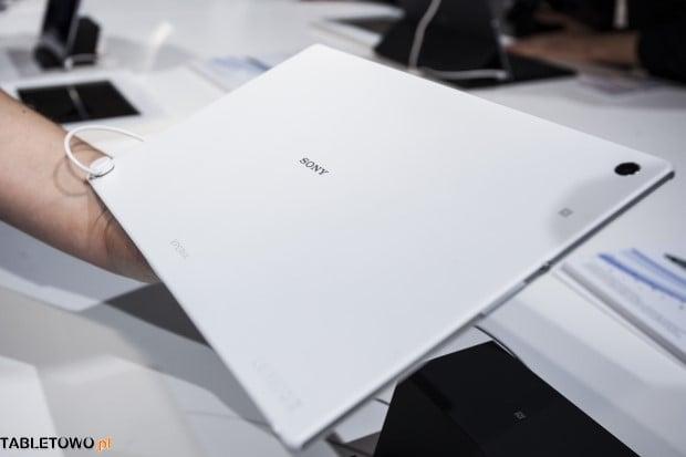 Tabletowo.pl Sony Xperia Tablet Z2 - odgrzewany, lżejszy i cieńszy kotlet. Pierwsze wrażenia z MWC 2014 (wideo) Nowości Sony