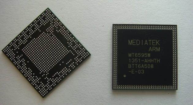 Tabletowo.pl Mediatek MT6595 - ośmiordzeniowa jednostka z LTE Nowości
