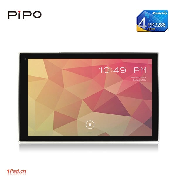 Tabletowo.pl PiPo stworzy pierwszy tablet z Rockchipem RK3288? Ciekawostki Nowości Plotki / Przecieki
