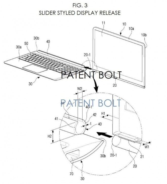 Tabletowo.pl Samsung patentuje hybrydę tabletu i notebooka Nowości Samsung