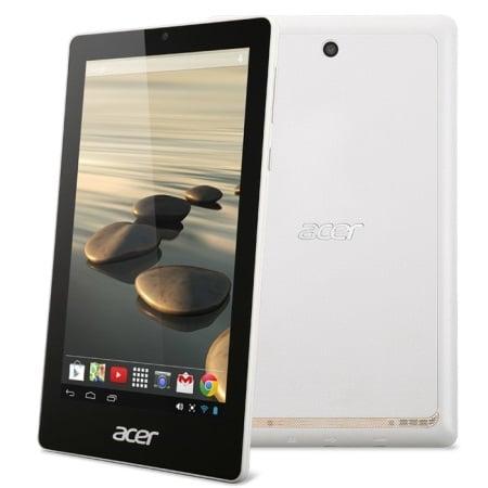 Tabletowo.pl Acer Iconia One 7 - nowy tani tablet w ofercie tajwańskiego producenta Acer Nowości
