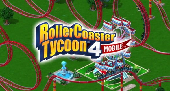 Tabletowo.pl Atari zapowiada RollerCoaster Tycoon 4 Mobile Aplikacje